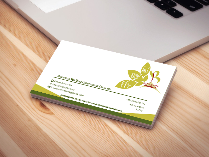 Business Card, stationery